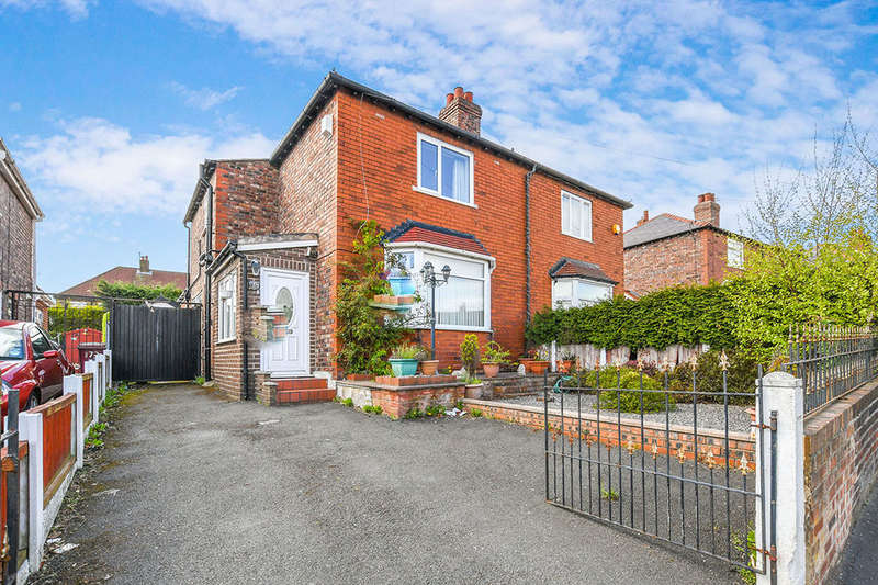 3 Bedrooms Semi Detached House for sale in Cross Lane, PRESCOT, L35