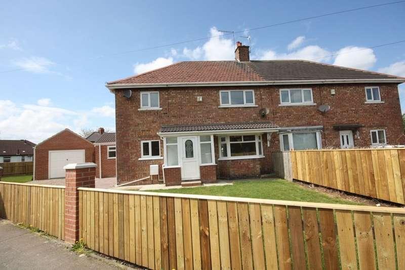 4 Bedrooms Semi Detached House for sale in Oak Road, Guisborough, TS14