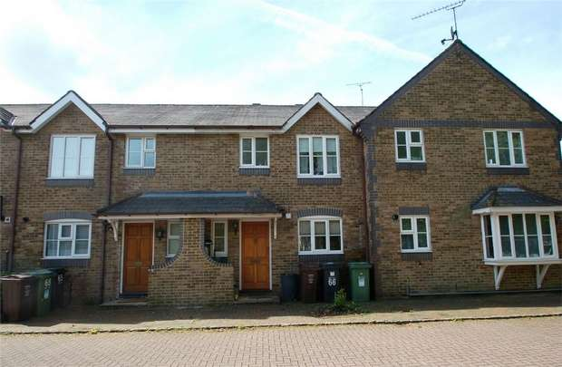 4 Bedrooms Town House for sale in De Tany Court, Belmont Hill, St Albans, Hertfordshire