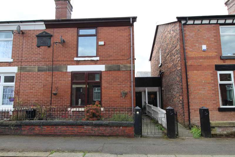 3 Bedrooms Semi Detached House for sale in Ernest Street, Prestwich
