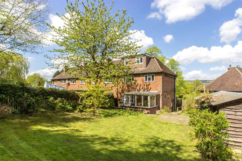 3 Bedrooms End Of Terrace House for sale in West End, Brasted