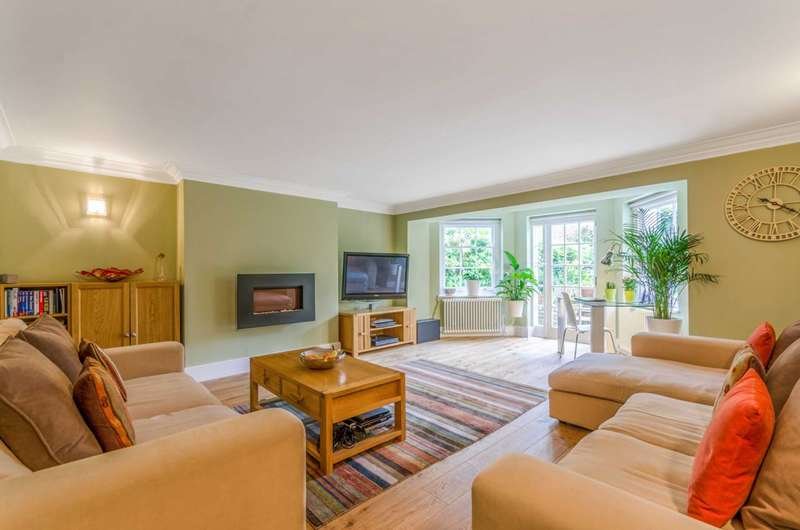 2 Bedrooms Flat for sale in Canonbury Lane, Canonbury, N1