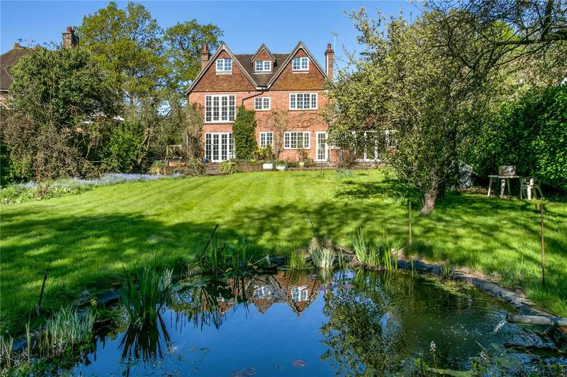 6 Bedrooms Detached House for sale in Sycamore Road, Amersham, Buckinghamshire, HP6