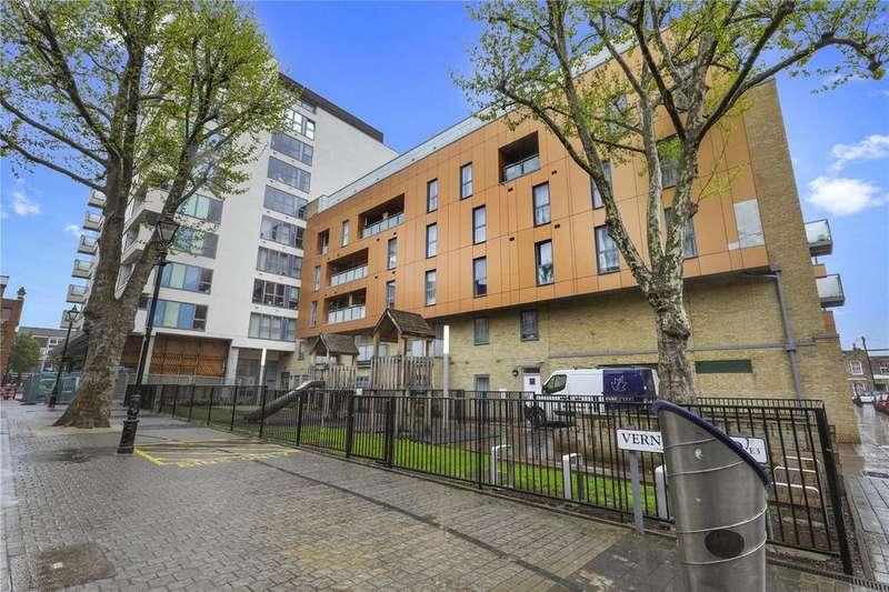 2 Bedrooms Flat for sale in William Beveridge House, 60 Vernon Road, London, E3