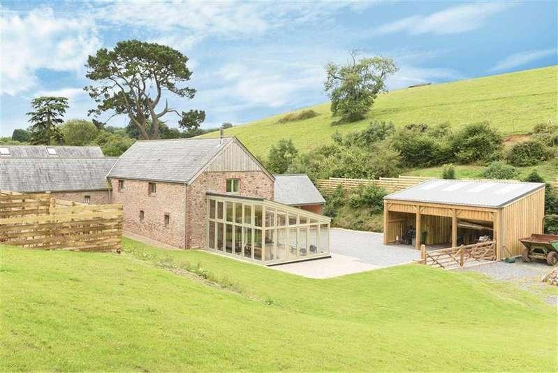 4 Bedrooms Semi Detached House for sale in Westerland, Marldon, Devon, TQ3