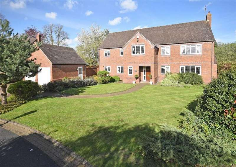 5 Bedrooms Detached House for sale in Heather House, 2, Ryton Park, Ryton, Shifnal, Shropshire, TF11