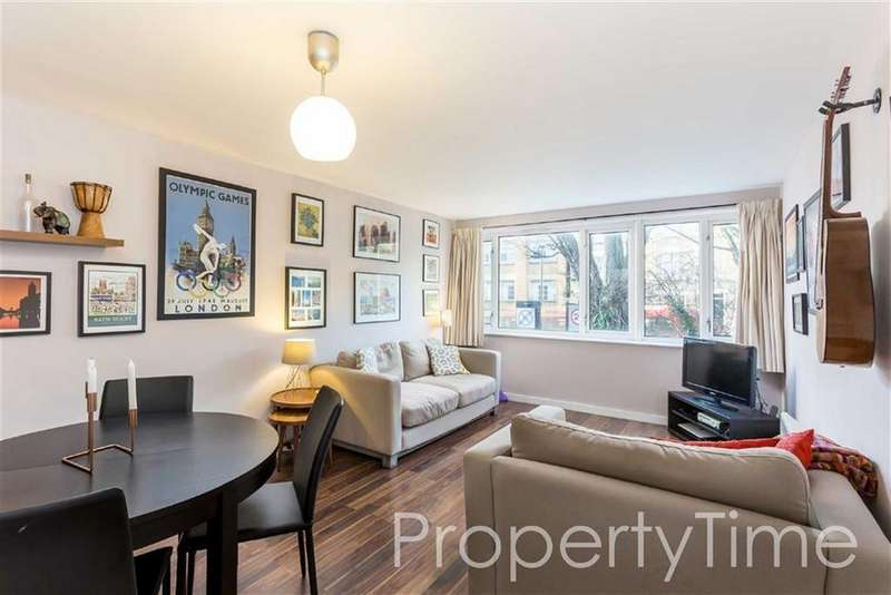 2 Bedrooms Flat for sale in Hornsey Road, Archway, London