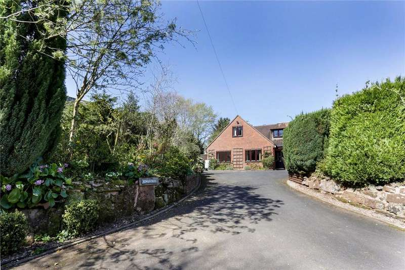 5 Bedrooms Detached House for sale in Ombersley, Droitwich, Worcestershire