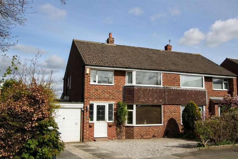 3 Bedrooms Semi Detached House for sale in Claxton Avenue, Darlington