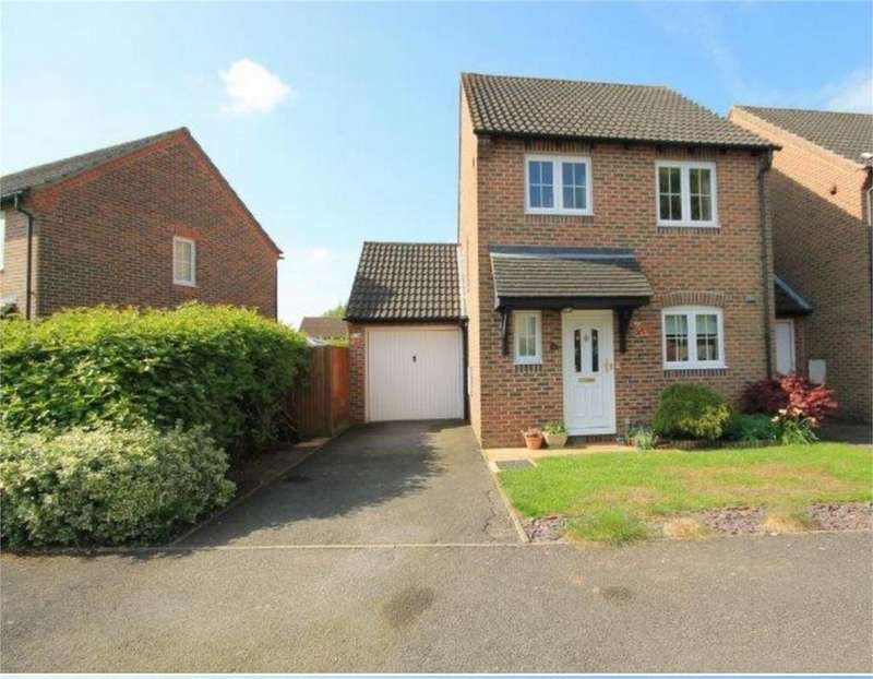 3 Bedrooms Link Detached House for sale in THATCHAM, Berkshire