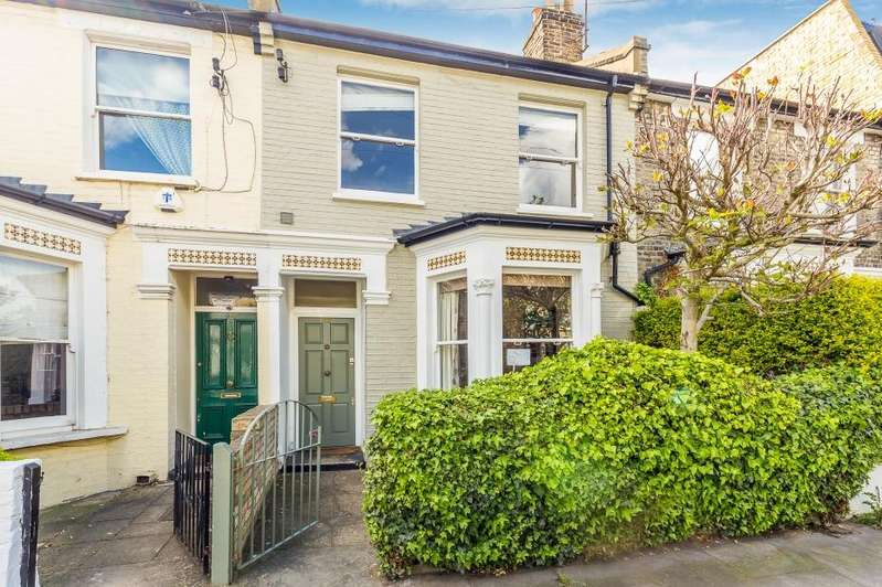3 Bedrooms Terraced House for sale in Carthew Road, London W6