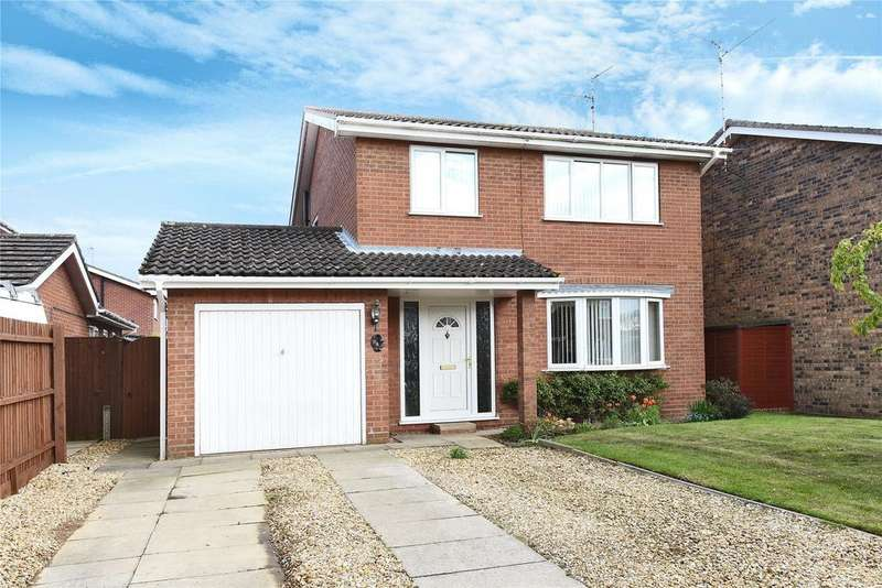 3 Bedrooms Detached House for sale in Netherfields, Holbeach, PE12