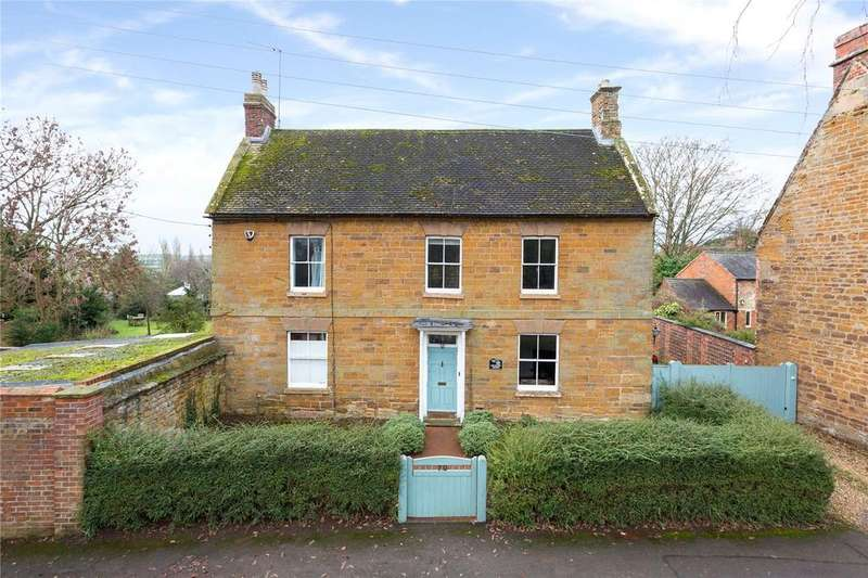 5 Bedrooms Detached House for rent in High Street, Flore, Northamptonshire, NN7