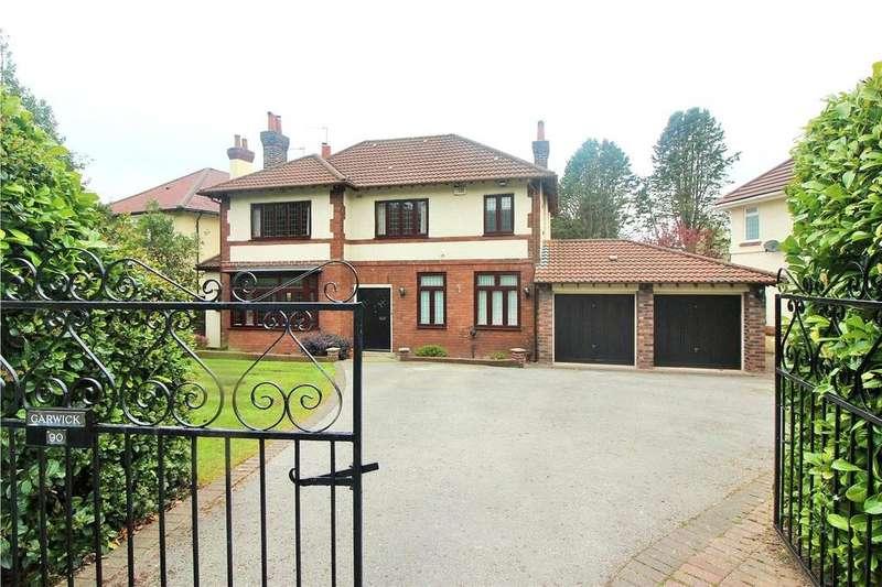4 Bedrooms Detached House for sale in Osmaston Road, Birkenhead, Merseyside, CH42