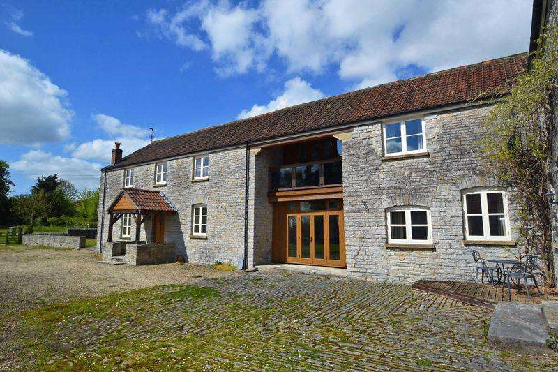 6 Bedrooms Barn Conversion Character Property for rent in Huxham Lane, Shepton Mallet