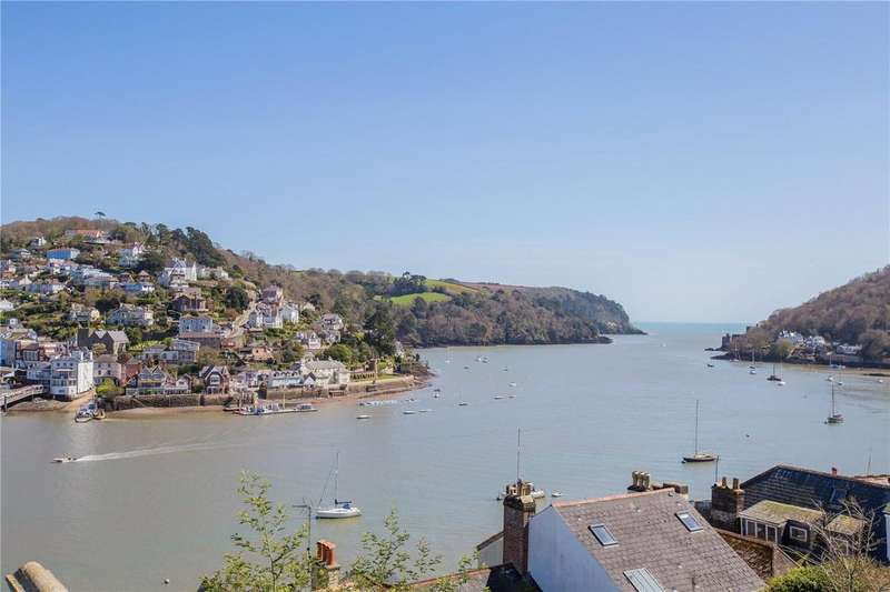 5 Bedrooms Detached House for sale in Above Town, Dartmouth, Devon, TQ6