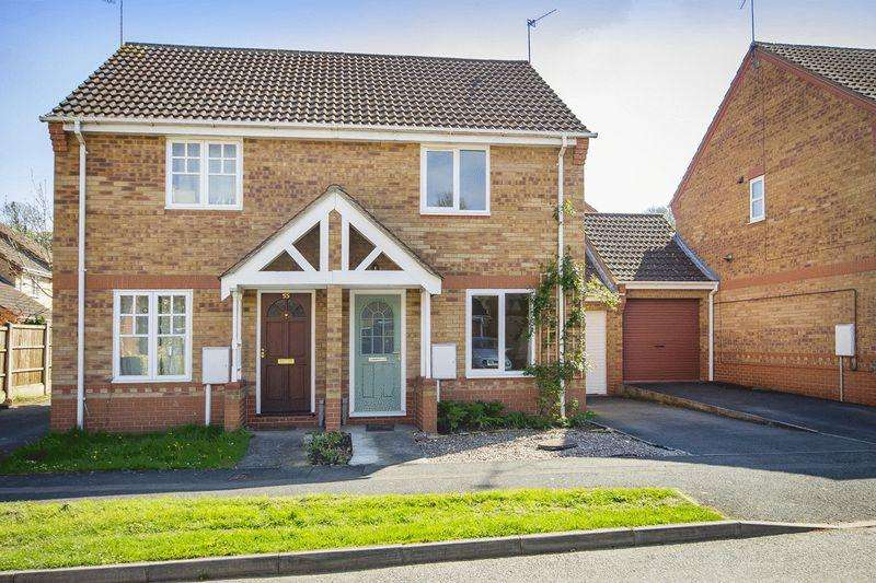 2 Bedrooms Semi Detached House for sale in WOODGATE DRIVE, CHELLASTON