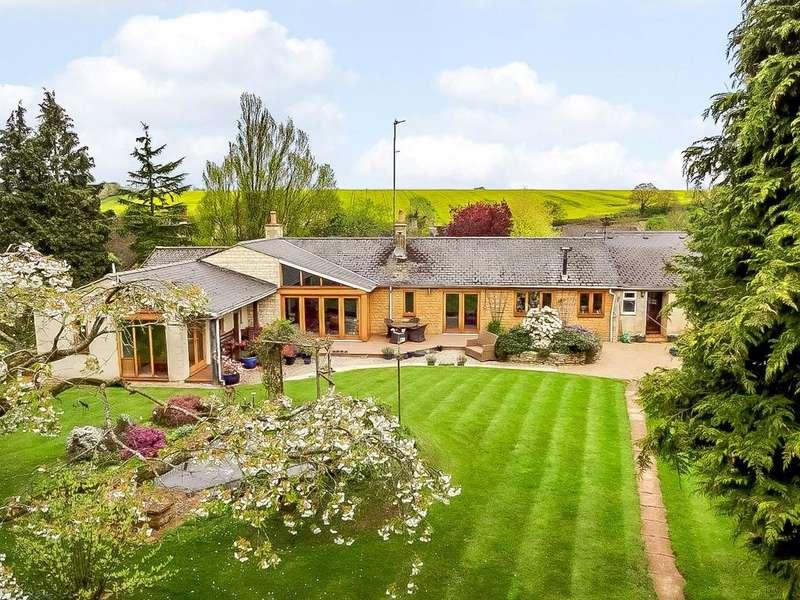 6 Bedrooms Detached Bungalow for sale in Moor Lane, South Newington, Banbury