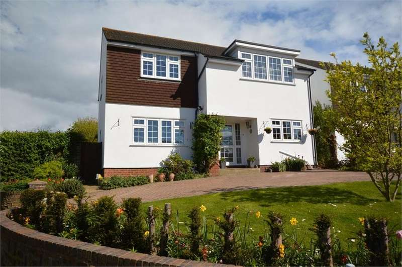 4 Bedrooms Detached House for sale in Downs Valley, Hartley