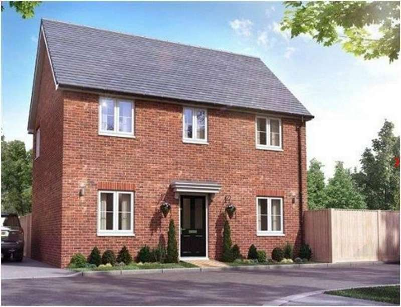 3 Bedrooms Detached House for sale in Plot 10 Knightswood, Cambridge Road, Stansted Mountfitchet