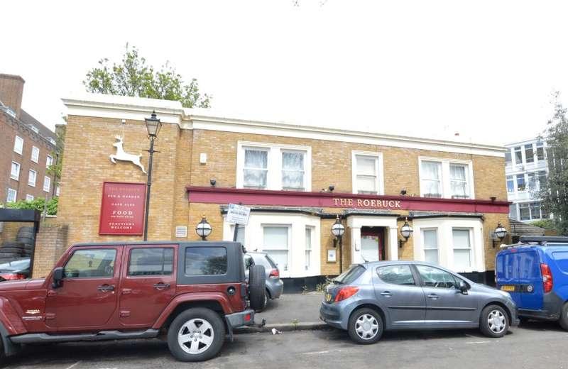 Pub Commercial for sale in The Roebuck Pub, Ashmole Street, Oval, London, SW8 1NE