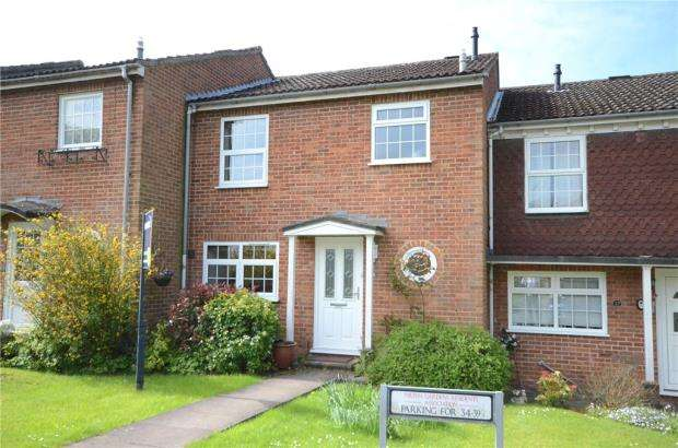 3 Bedrooms Terraced House for sale in Milton Gardens, Wokingham, Berkshire
