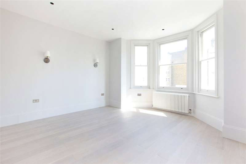 2 Bedrooms Flat for sale in Alderbrook Road, Clapham South, London, SW12