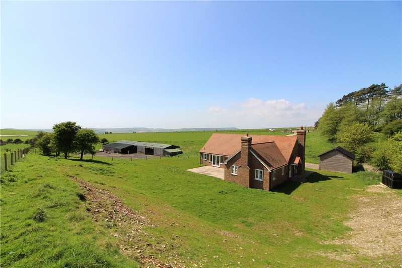 3 Bedrooms Bungalow for sale in Truleigh Hill, Shoreham-by-Sea
