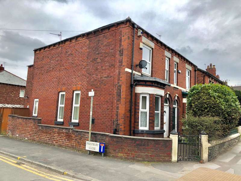 3 Bedrooms Semi Detached House for sale in Buxton Road, Great Moor, Stockport, SK2