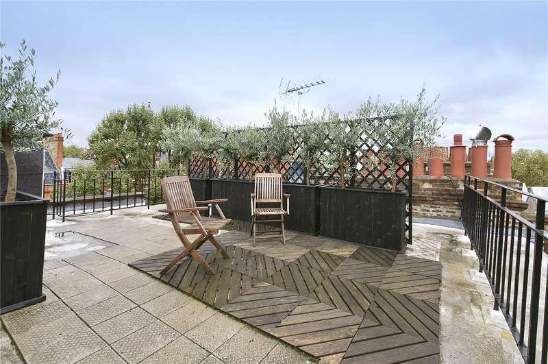 1 Bedroom Maisonette Flat for sale in Egerton Gardens, Chelsea, London, SW3