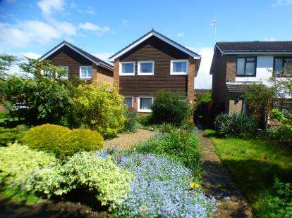 3 Bedrooms Detached House for sale in Cetus Cresent, Leighton Buzzard, Beds, Bedfordshire