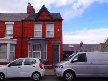 5 Bedrooms Terraced House for sale in Molyneux Road, Liverpool, Merseyside, England, L6