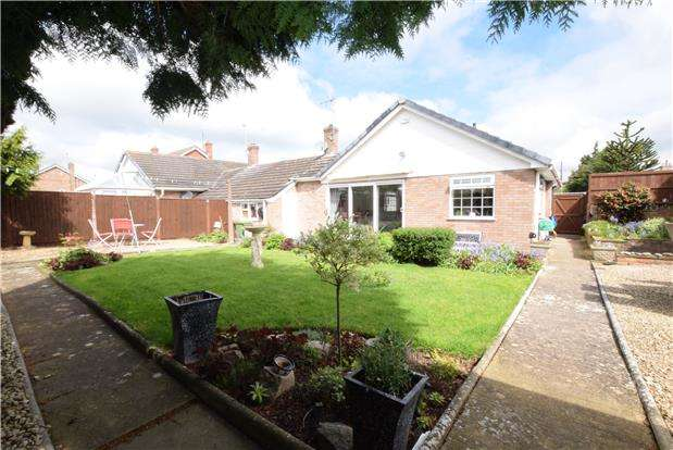2 Bedrooms Bungalow for sale in Swindon Lane, CHELTENHAM, Gloucestershire, GL50 4NS