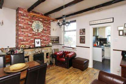 2 Bedrooms Semi Detached House for sale in King Street, Brimington, Chesterfield, Derbyshire