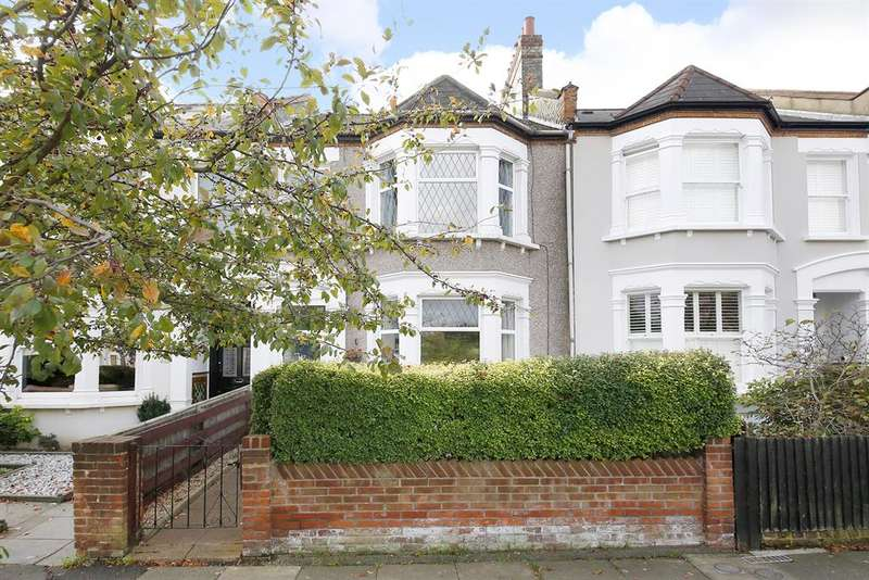 4 Bedrooms Terraced House for sale in Marler Road, Forest Hill, SE23