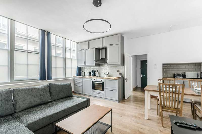 1 Bedroom Flat for rent in Gate Street, Holborn, WC2A