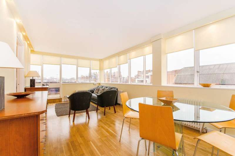 3 Bedrooms Maisonette Flat for sale in Cavaye Place, South Kensington, SW10