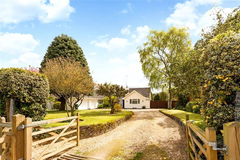 5 Bedrooms Detached Bungalow for sale in Mockbeggar, Ringwood, Hampshire, BH24