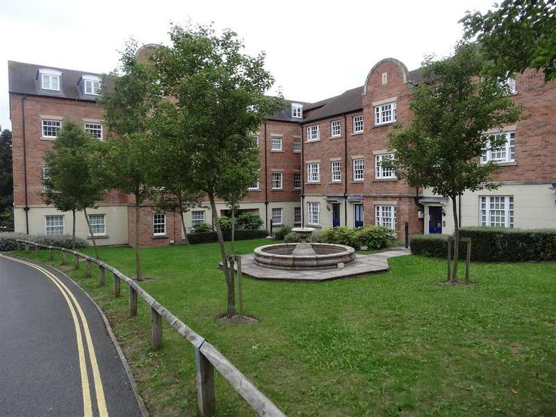 1 Bedroom Apartment Flat for rent in 38 Belgravia Court, Abbey Foregate, Shrewsbury