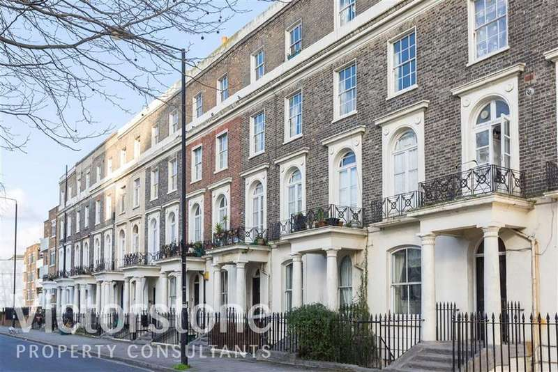 2 Bedrooms Apartment Flat for sale in Harrington Square, Camden, London
