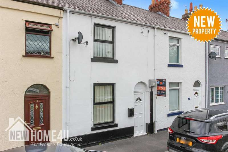 2 Bedrooms Terraced House for sale in Bridge Street, Mold