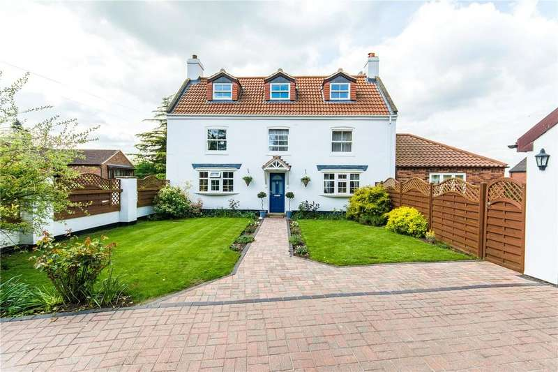 5 Bedrooms Detached House for sale in Ings Road, Kirton In Lindsey, DN21