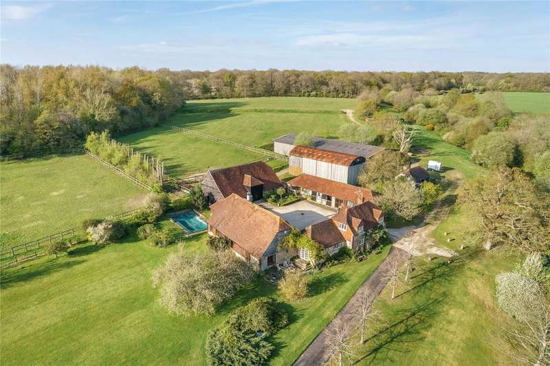 3 Bedrooms Equestrian Facility Character Property for sale in Balls Cross, Petworth, West Sussex, GU28