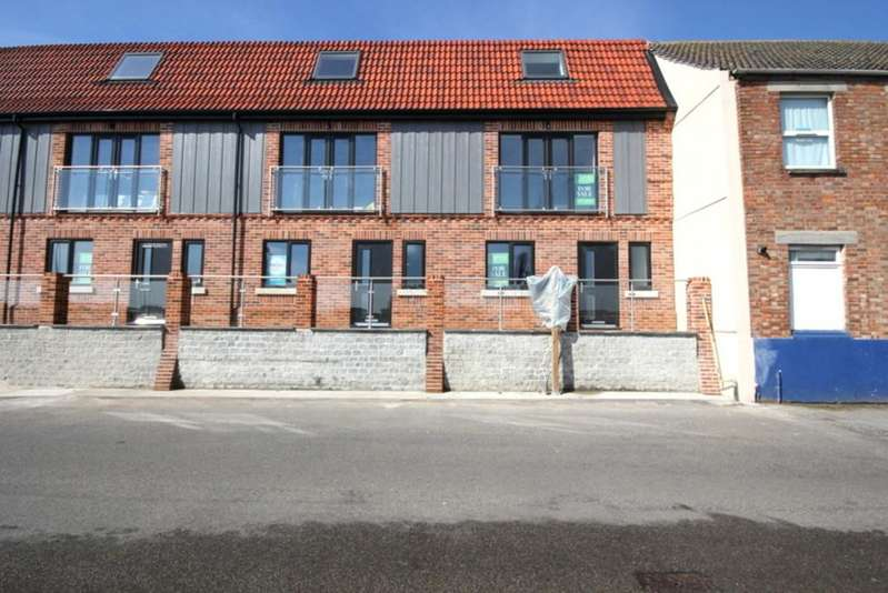 2 Bedrooms Town House for sale in Wharf Views, Gorleston