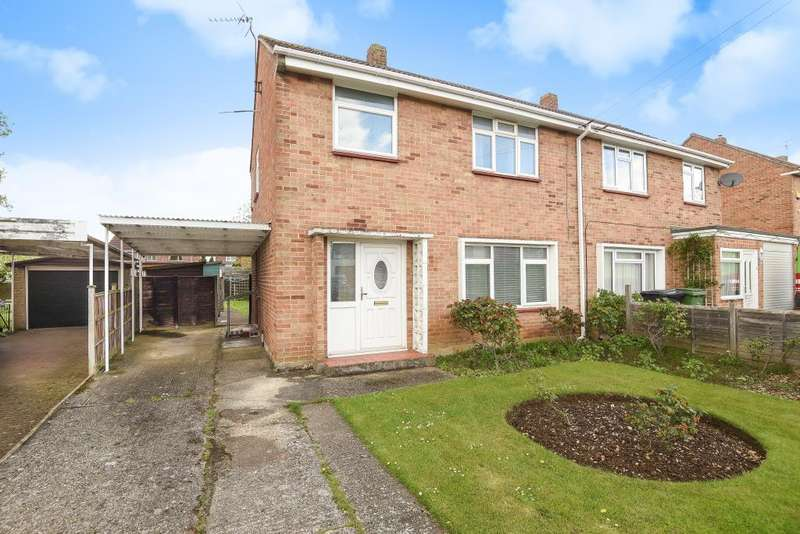 3 Bedrooms House for sale in Blyth Avenue, Thatcham, RG19