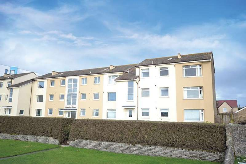 2 Bedrooms Apartment Flat for sale in 11 Douglas Court, Troon, KA10 6SQ