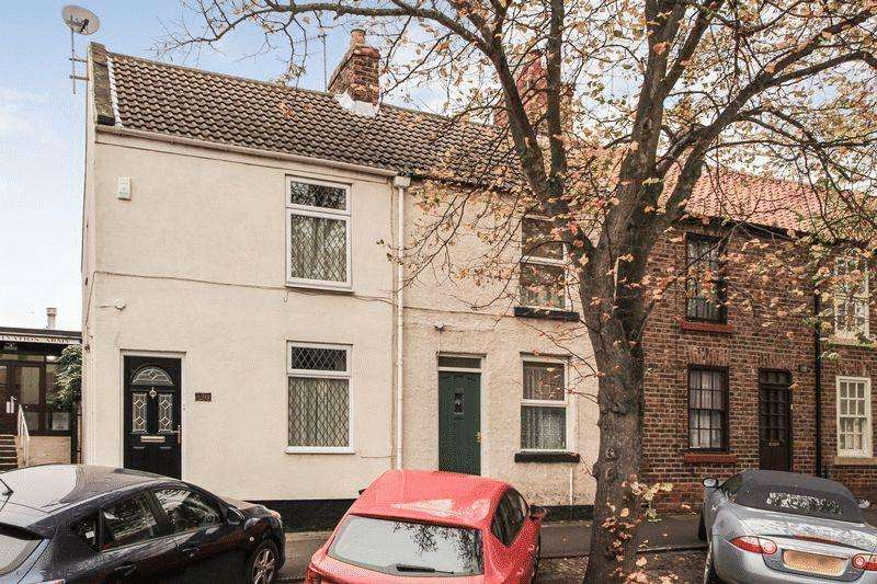 1 Bedroom Terraced House for sale in Westgate, Guisborough