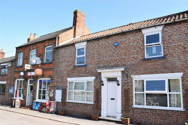 3 Bedrooms House for sale in Silver Street, Waddingham, Gainsborough, Lincolnshire, DN21