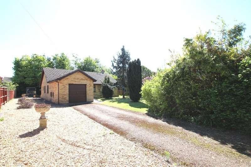 3 Bedrooms Detached Bungalow for sale in Hempfield Road, Littleport