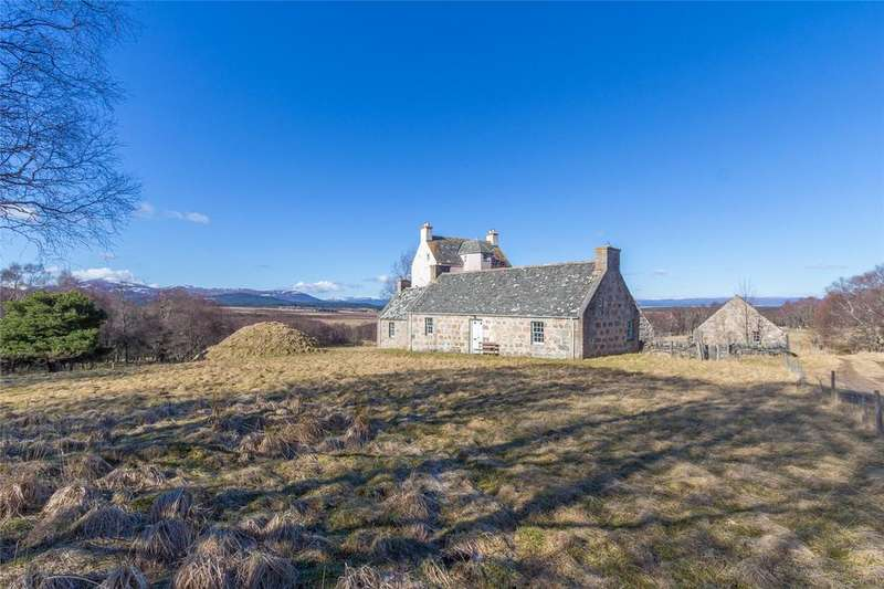 5 Bedrooms Detached House for sale in Nethy Bridge, Inverness-Shire